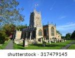 fairford church ... | Shutterstock . vector #317479145