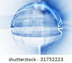 abstract background design.... | Shutterstock . vector #31752223