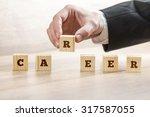 career adviser assembling the