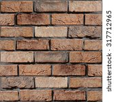 Wall Of The Brick   Decorative...