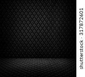 rusty metal interior background | Shutterstock . vector #317872601