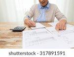 business  savings  annuity... | Shutterstock . vector #317891591