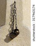 shackles pillory   Shutterstock . vector #317963174