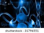 digital illustration of mouse...   Shutterstock . vector #31796551
