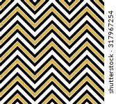 pattern in zigzag. classic... | Shutterstock .eps vector #317967254