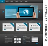 design for a website. creative...