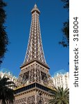 Stock photo eiffel tower 318004