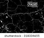 crack grunge urban background... | Shutterstock .eps vector #318334655