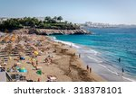 tenerife  canary islands ... | Shutterstock . vector #318378101