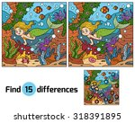 game for children  find... | Shutterstock .eps vector #318391895