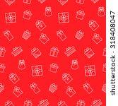 present seamless pattern....   Shutterstock .eps vector #318408047