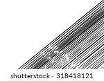 lined  lines grunge vector... | Shutterstock .eps vector #318418121