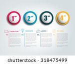Infographics Template. Color...