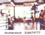 blurred background   vintage... | Shutterstock . vector #318479777