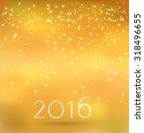 Abstract Vector Card 2016....