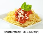 Detail Of Spaghetti With...