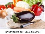 fresh vegetables   Shutterstock . vector #31853198