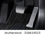 Brake And Accelerator Pedal Of...