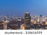 Stunning View Over Jakarta...
