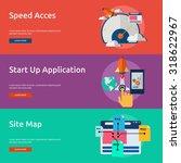 web   development | Shutterstock .eps vector #318622967