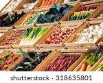 Display Of Assorted Farm Fresh...