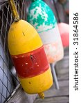 Colored Buoys