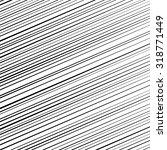 comic diagonal speed lines... | Shutterstock .eps vector #318771449