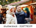 holidays  winter  christmas ... | Shutterstock . vector #318778109