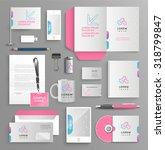 vector graphic professional... | Shutterstock .eps vector #318799847