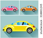Illustration Vehicle Volkswage...