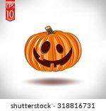 pumpkin | Shutterstock .eps vector #318816731