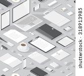seamless background pattern for ... | Shutterstock . vector #318913985