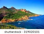 Esterel Mediterranean Red Rocks ...