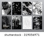 abstract grunge backgrounds.... | Shutterstock .eps vector #319056971