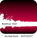 abstract background | Shutterstock .eps vector #31919257