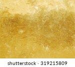 gold | Shutterstock . vector #319215809