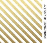 gold glittering diagonal lines... | Shutterstock .eps vector #319223579