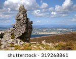 Rocky Outcrop At Stiperstones ...
