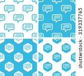 text message patterns set ...