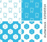 tooth patterns set