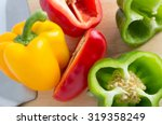 Red  Yellow  Green Bell Pepper...