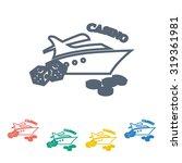 vector illustartion of poker... | Shutterstock .eps vector #319361981