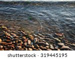 Colorful Stones And Pebbles At...