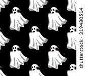 seamless pattern of white...   Shutterstock .eps vector #319480514