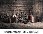 Scenery In The Barn Studio