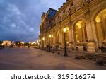 paris  france   may 14  2015 ... | Shutterstock . vector #319516274