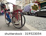 paris  france   august 09  2015 ... | Shutterstock . vector #319523054
