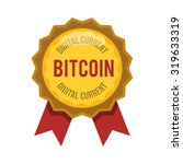 bitcoin concept and technology... | Shutterstock .eps vector #319633319