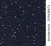 night seamless pattern for...   Shutterstock .eps vector #319638671