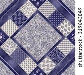 vector abstract seamless...   Shutterstock .eps vector #319643849